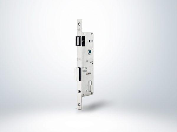 Kale PVC Doğrama için Silindirli Kapı Kilidi - Krom (Kol ekseni 92 mm) - 20mm