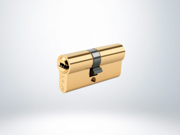 Kale Sistem Silindir Çelik Pimli Blisterli - Sarı - 68mm