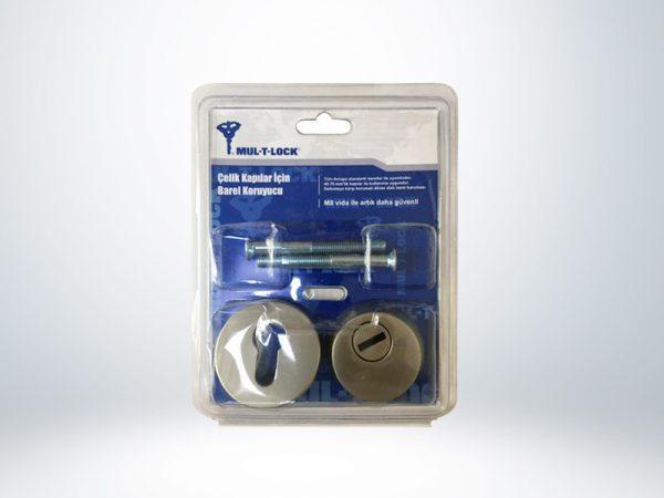 Mul-T-Lock Barel Koruyucu Rozet - Sarı - 41502000
