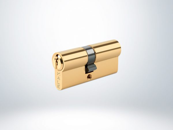 Kale Standart Silindir Çelik Pimli - Saten - 76mm - 164GNC00028