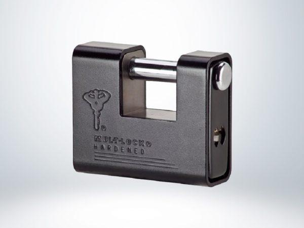 Mul-T-Lock C35 C Serisi Kayar Pimli 13mm Asma Kilit (İnteractive+ Anahtarlı) - 51214227