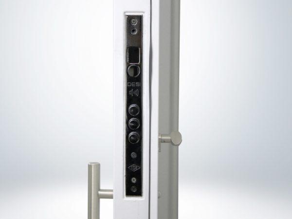 Desi DAK Alarmlı Çelik Kapı Kilidi (Silindirli)