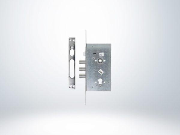 İTO Monoblok Takım 1 Çelik Kapı Kilit Seti - 3 Anahtar - 2005-754/68K