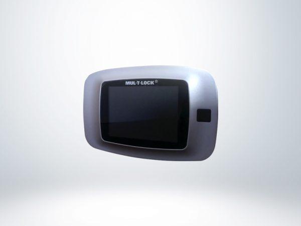 Mul-T-Lock GotU+ 3201 Kayıtlı Dijital Kapı Dürbünü