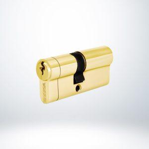 Tursan Cerman Barel 68mm Tuzaklı (Sarı/Nikel) - 306/CT