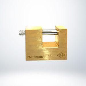 Yuma 68mm Kayar Milli Asma Kilit - Yeni Tip