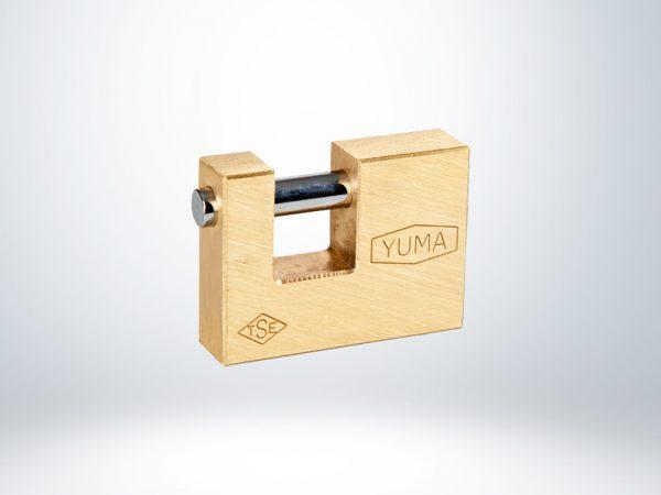 Yuma 70mm Kayar Milli Asma Kilit - YM3070