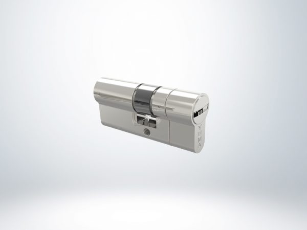 Yuma 68mm Bilyalı Barel Tuzaklı Saten (Kapı Göbeği) - YM-B68BTS